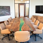 Office Furniture for Conference Room in Realty Company in Boise