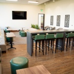 Business Break Room Furniture for Realty Company in Idaho