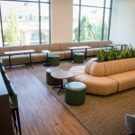 Lounge Area Office Furniture for Realty Company in Boise