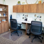 Commercial Shared Office Furniture for Realty Company in Idaho