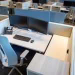 Commercial Workstations for Insurance Company in Idaho