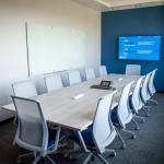 Office Furniture for Conference Room in Insurance Company in Boise