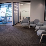 Chairs for Lobby Area in Insurance Company in Boise