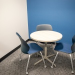 Office Furniture for Café in Insurance Company in Boise
