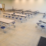 Education Cafeteria Furniture for Elementary School in Idaho