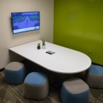 Office Furniture for Conference Room in University Building in Boise