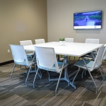 Education Team Room Furniture for University Building in Idaho