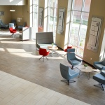 Education Reception Area Furniture for University Building in Idaho