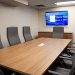 Commercial Conference Room Furniture for Local Bank in Idaho