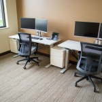 Commercial Office Furniture for Medical Hospital in Idaho