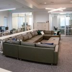 Huddle Area Furniture Setup for Tresidio Homes in Meridian, Idaho