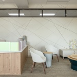 Healthcare Reception Area Furniture for Dental Office in Idaho