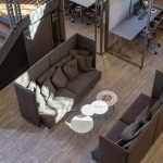 Commercial Lounge Area Furniture for Real Estate Group in Idaho