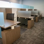 Open Office Furniture for Industrial Office in Idaho