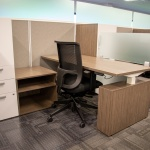 Business Workstation for Industrial Office in Idaho
