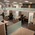 Commercial Workstations for Industrial Office in Idaho