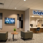 Waiting Area for Bright Bank in Boise, Idaho