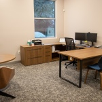 Private Office Furniture for Bright Bank in Boise, Idaho