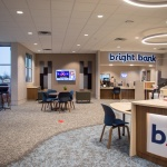 Financial Services Furniture for Bright Bank in Boise, Idaho
